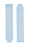 Noomoon LABB Interlocking Quick-Release Watch Strap in LIGHT BLUE