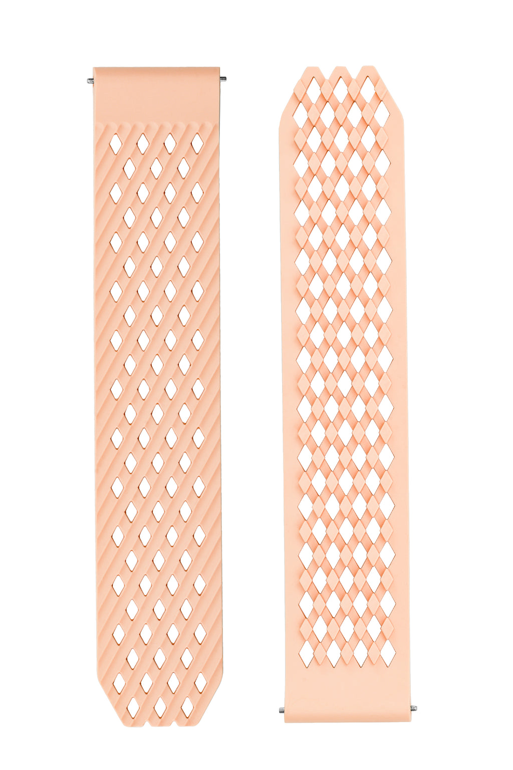 Noomoon LABB Interlocking Quick-Release Watch Strap in NUDE