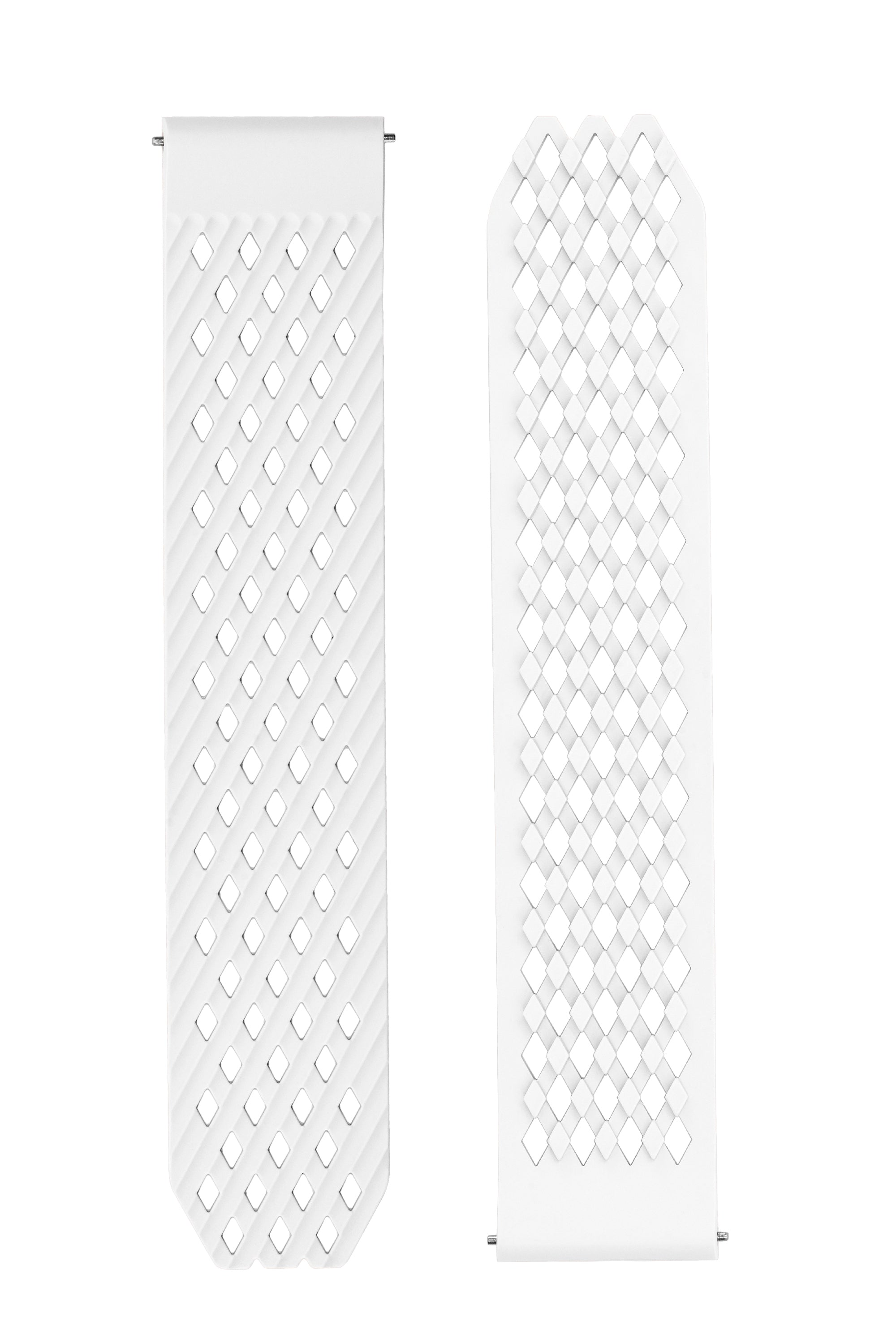 Noomoon LABB Interlocking Quick-Release Watch Strap in WHITE