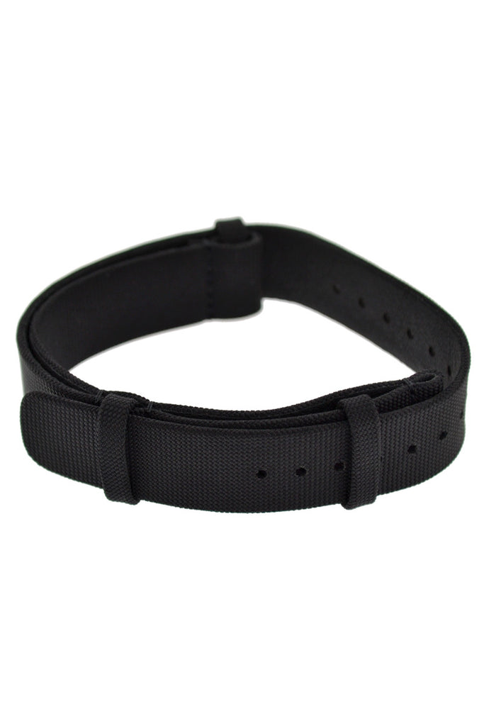 OMEGA Nato Watch Strap in BLACK