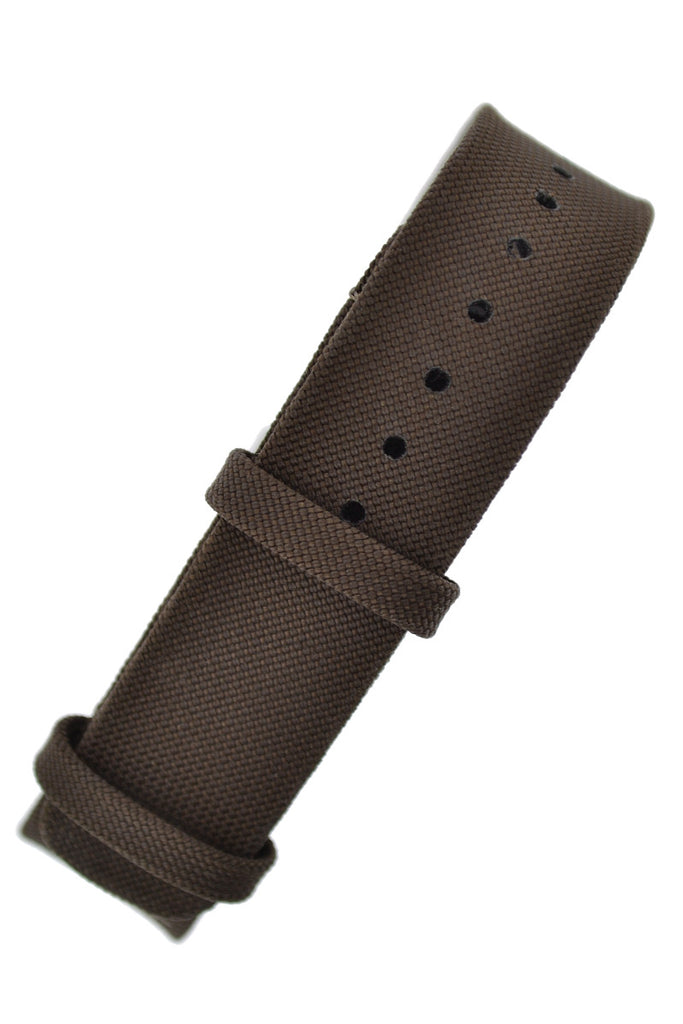 OMEGA Nato Watch Strap in BROWN
