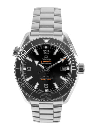 OMEGA Seamaster Planet Ocean 215.30.44.21.01.001 Co-Axial Master Chronometer 600m 43.5mm - Steel/Black