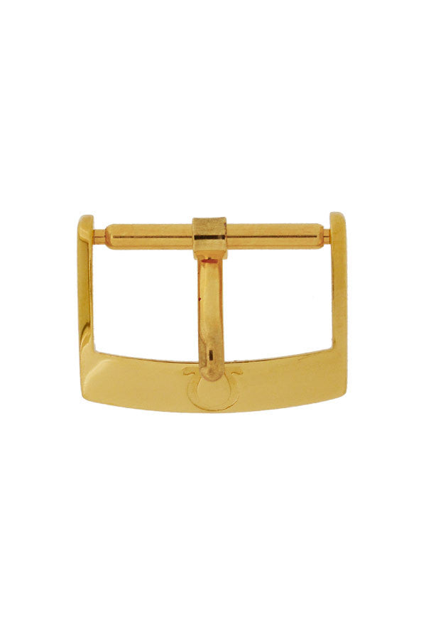 OMEGA Watch Strap Buckle in Gold Plated Finish