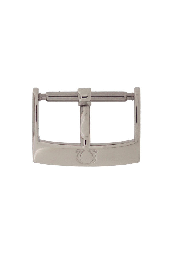 OMEGA Watch Strap Buckle in Polished Steel
