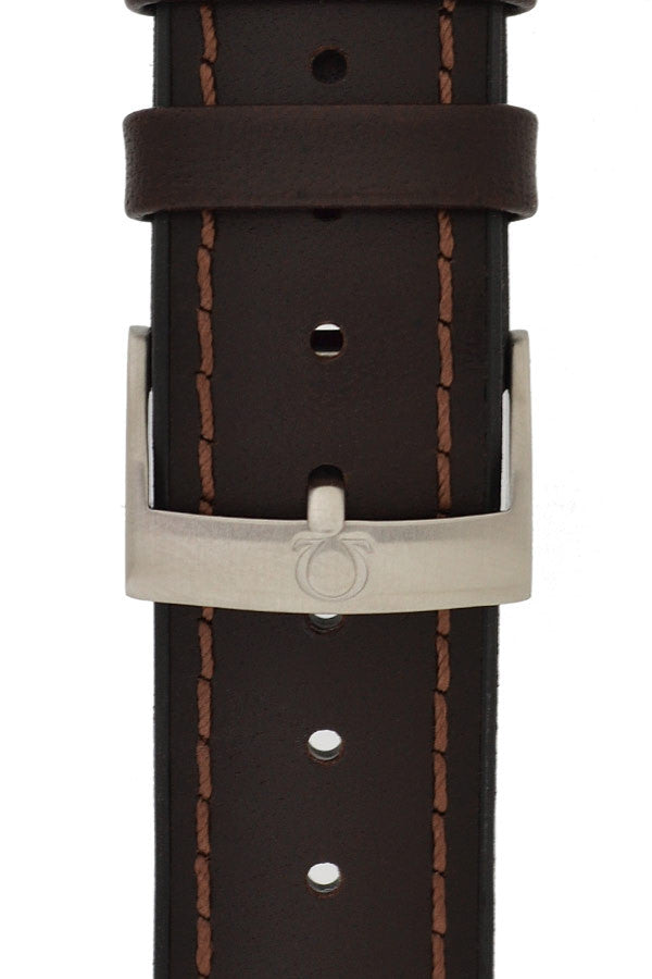 OMEGA Watch Strap Buckle in Brushed Steel