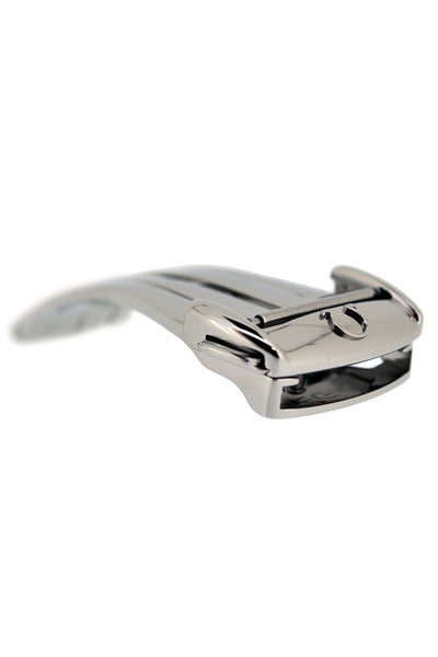OMEGA 94521813 Polished Stainless Steel 18mm Deployment Clasp