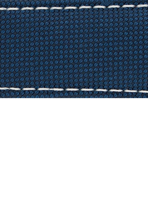 OMEGA CWZ003833 Cordura Deployment 19mm Watch Strap in BLUE