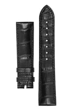 OMEGA Genuine Alligator 20mm Watch Strap in BLACK – 98000413