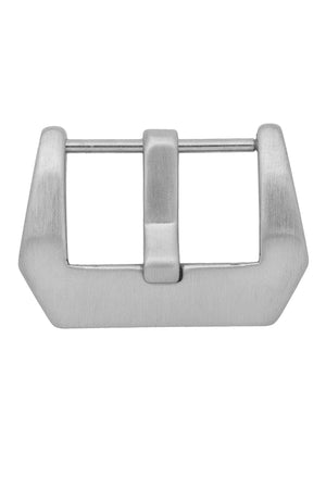 Load image into Gallery viewer, Brushed Silver Metal Pre-V Buckle