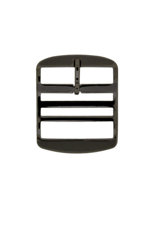 Load image into Gallery viewer, PERLON Buckle in PVD BLACK