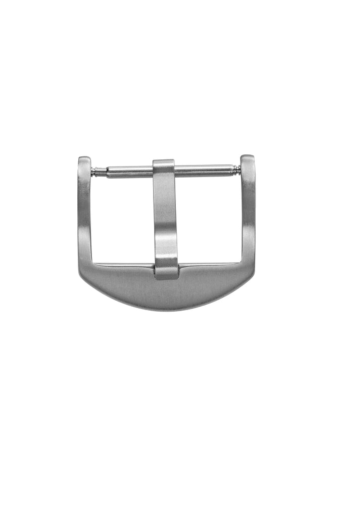 Rios1931 ITALY Stainless Steel Buckle with BRUSHED Finish