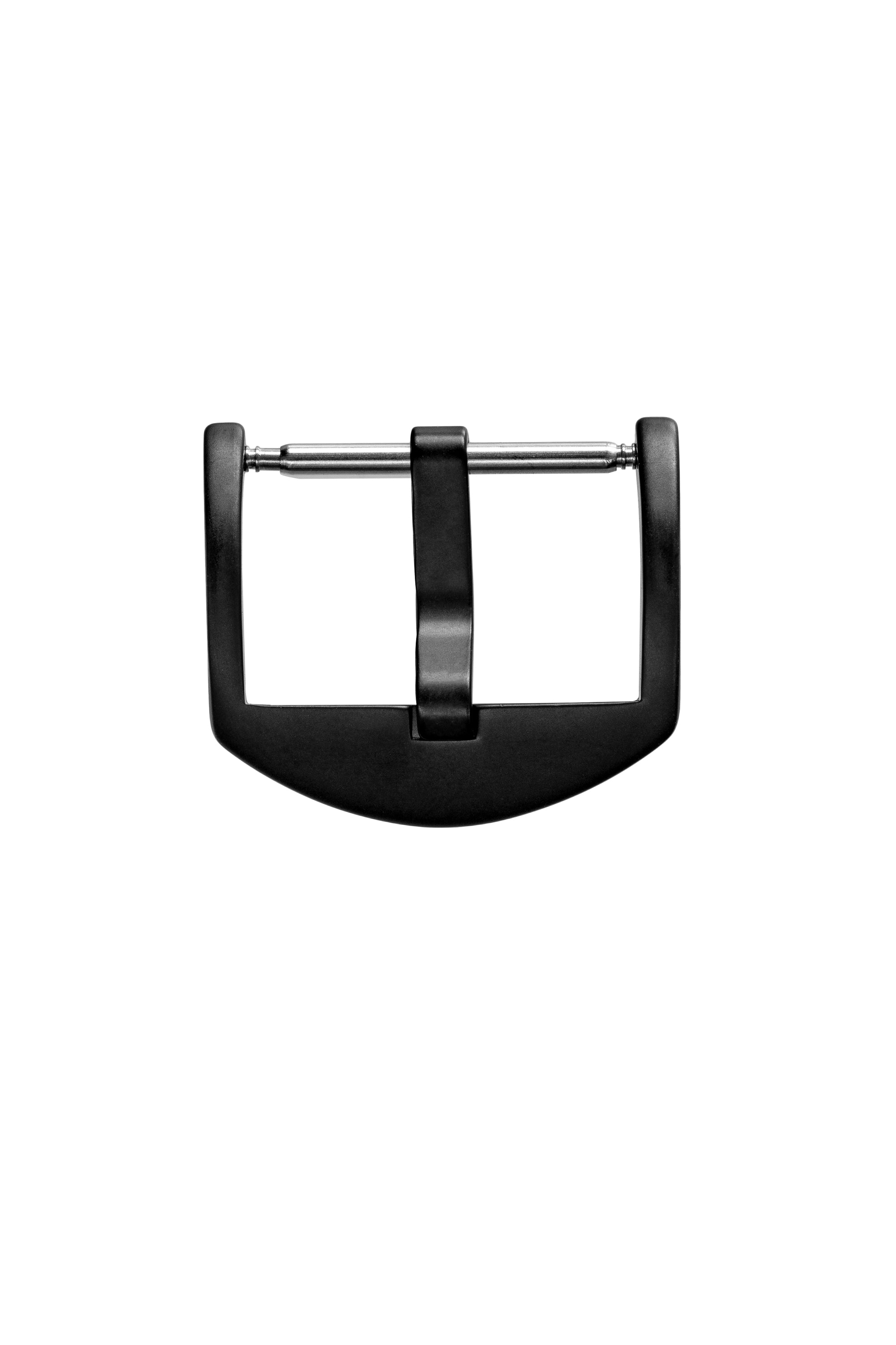 Rios1931 ITALY Stainless Steel Buckle with MATT BLACK Finish