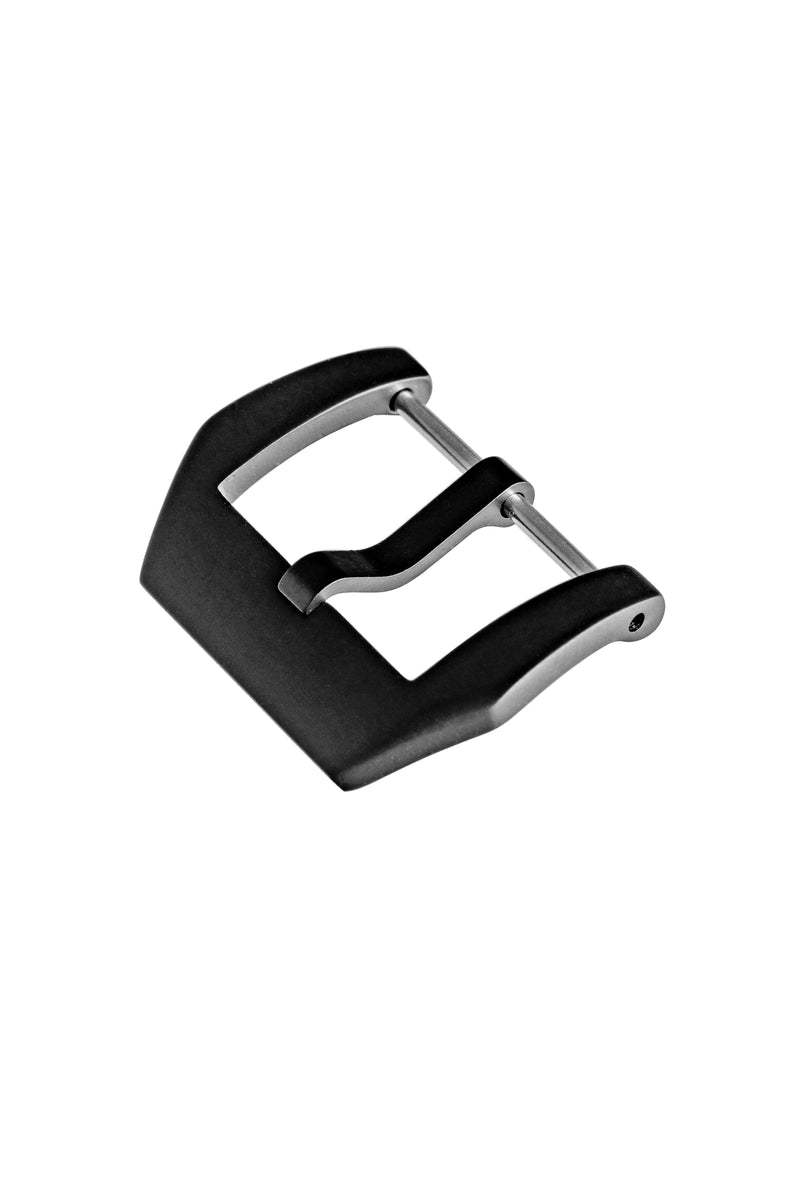 Rios1931 USA Stainless Steel Buckle with MATT BLACK Finish