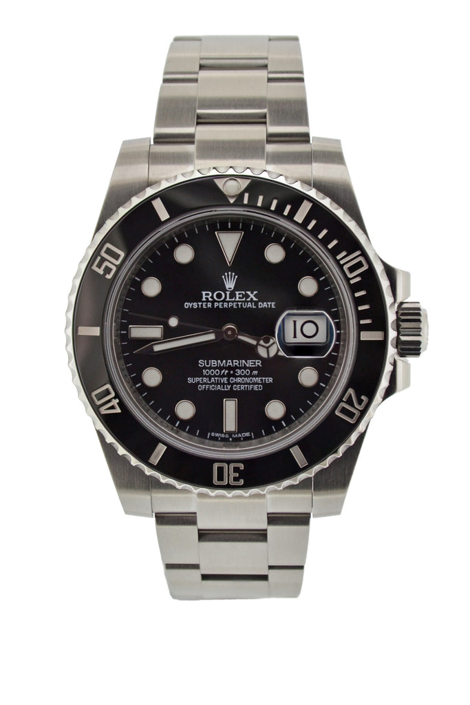 Rolex Submariner  Oyster Perpetual 116610LN Automatic Watch