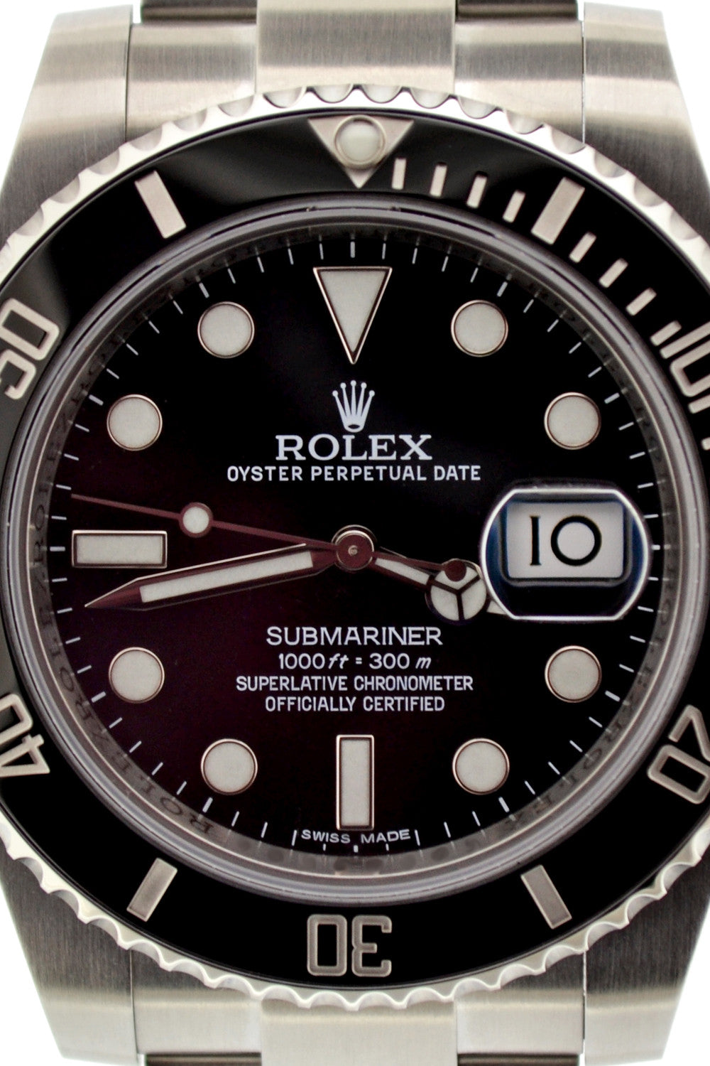 ROLEX Submariner Oyster Perpetual Automatic Watch
