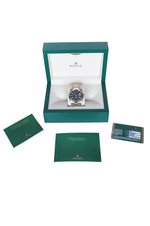 ROLEX Sky-Dweller 326933 Oyster Perpetual 42mm – Black Dial