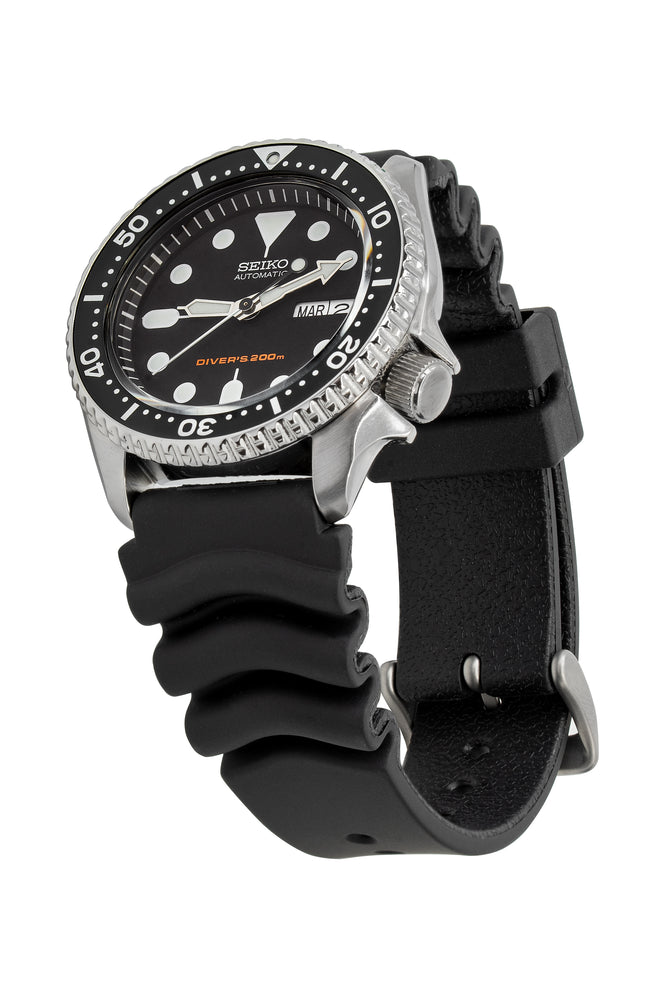 Load image into Gallery viewer, SEIKO SKX Series Automatic Men's 42mm Diver Watch - SKX007K1 – Black Dial