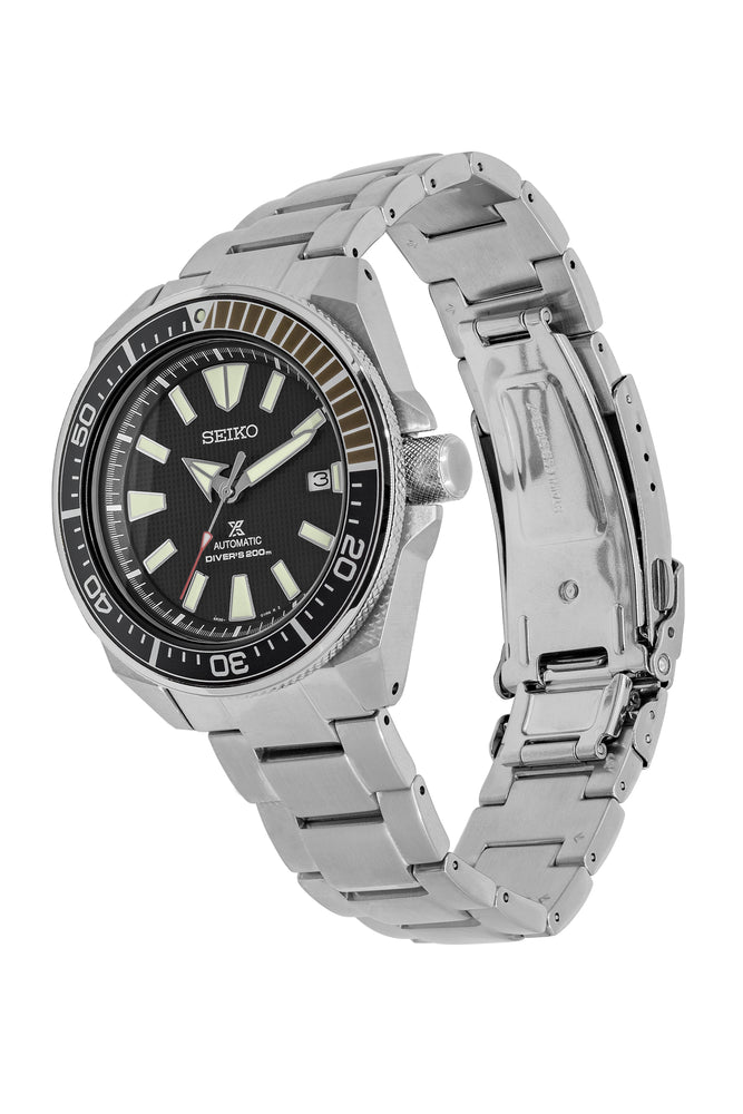 Load image into Gallery viewer, SEIKO Prospex Samurai Automatic Men's Diver Watch - SRPB51K1 – Black Dial