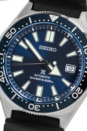 SEIKO Prospex Automatic Men's Diver Watch - SPB053J1 – Blue Dial