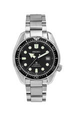 SEIKO Prospex Automatic Men's 44mm Diver Watch - SPB077J1 – Black Dial