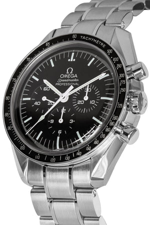 OMEGA Speedmaster Moonwatch Professional Chronograph Watch – Hesalite