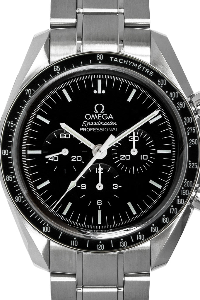 OMEGA Speedmaster Moonwatch Professional Chronograph Watch – Sapphire