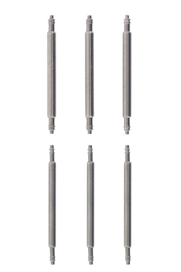 Replacement Watch Spring Bars - Pack of 6