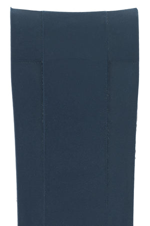 Load image into Gallery viewer, Crafter Blue Rubber Watch Strap for Tudor Black Bay Series in Navy Blue & Red (Detail)