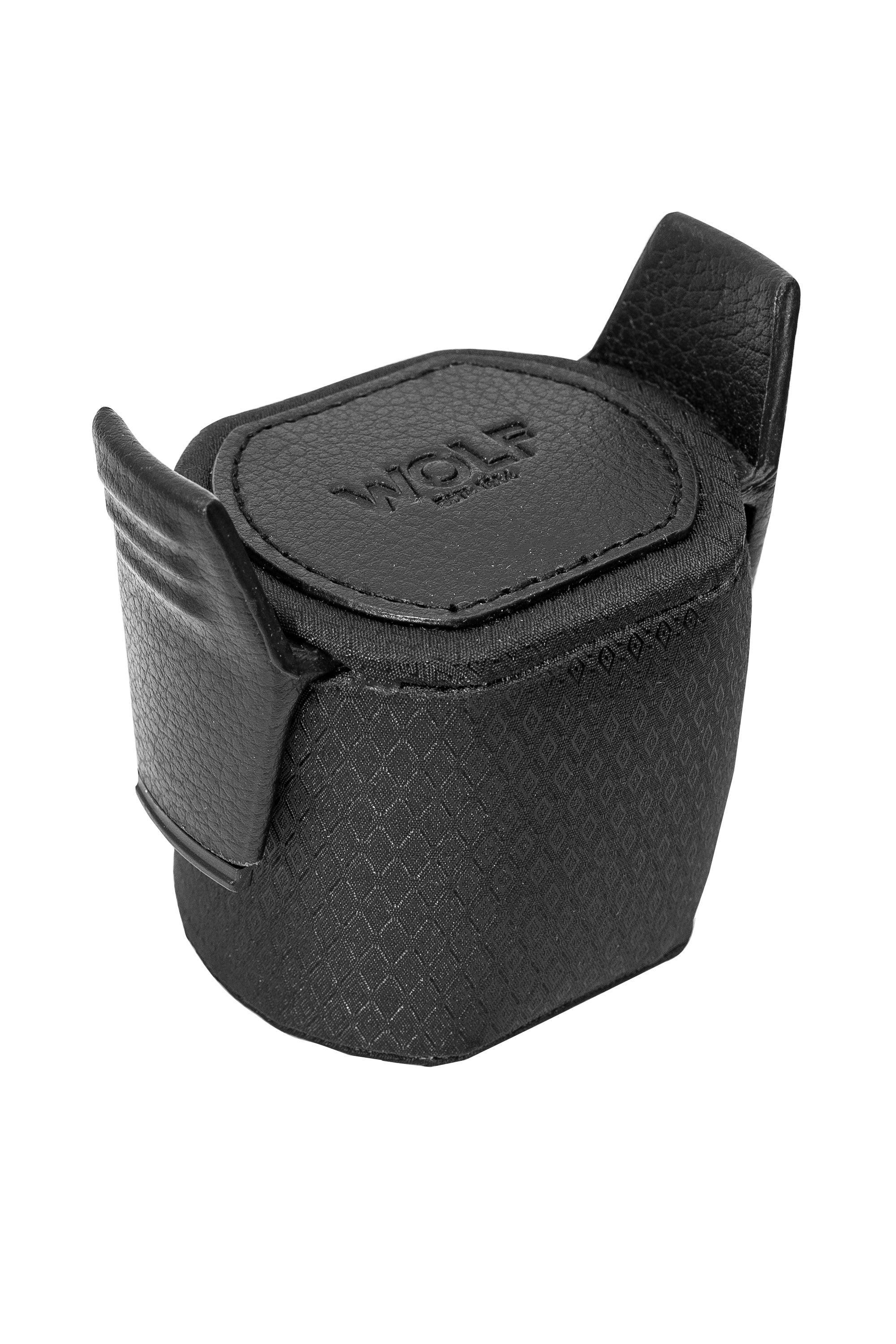 WOLF Replacement Cuff for WOLF Watch Winders in BLACK
