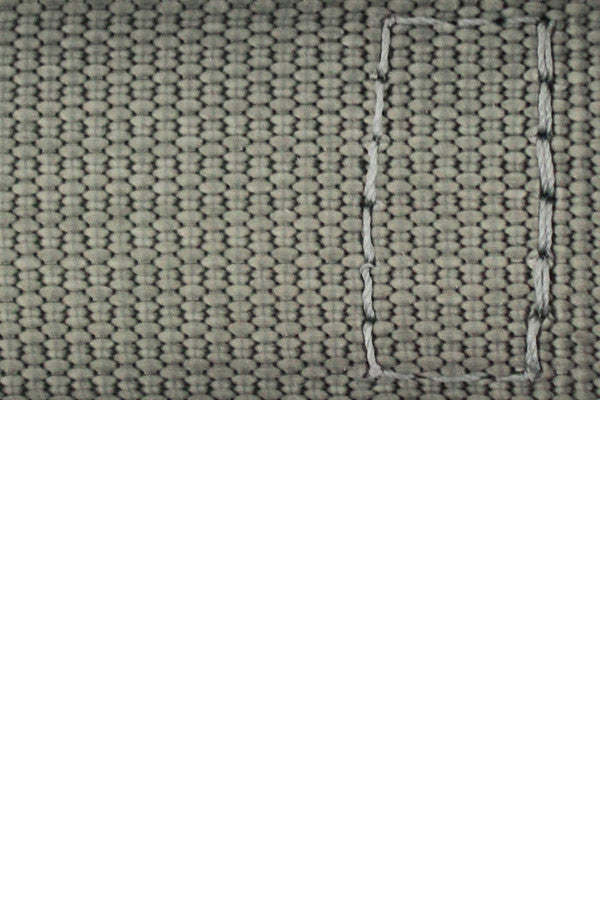 ZULU Nylon 2 Piece Watch Strap in GREY