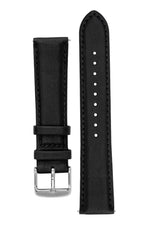 TAPSTRAP Leather Watch Strap for Contactless Payments - BLACK