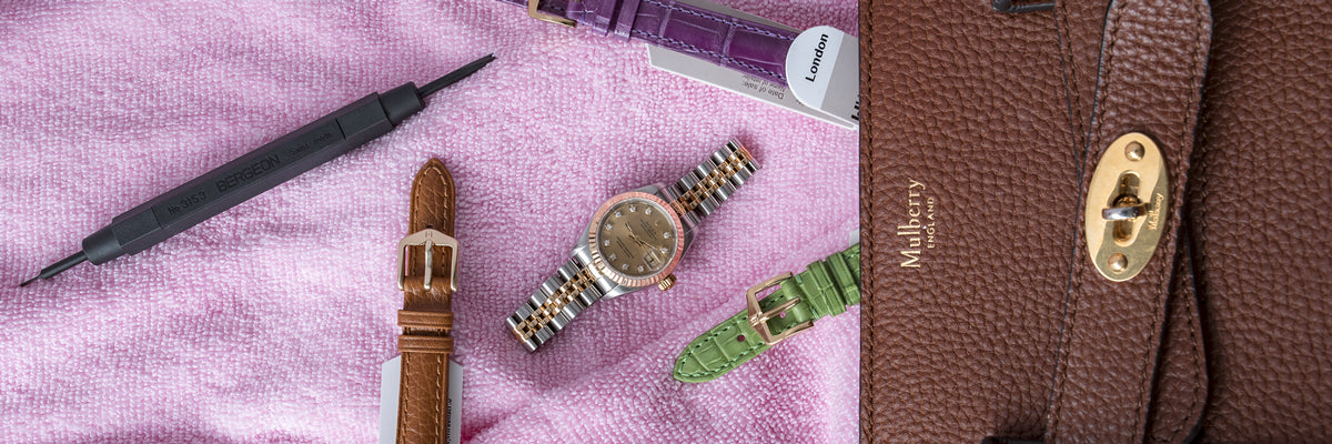 LADIES Watches, Straps & Accessories