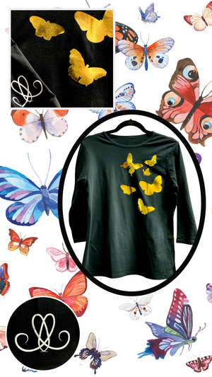 Limited Edition Butterfly Tee
