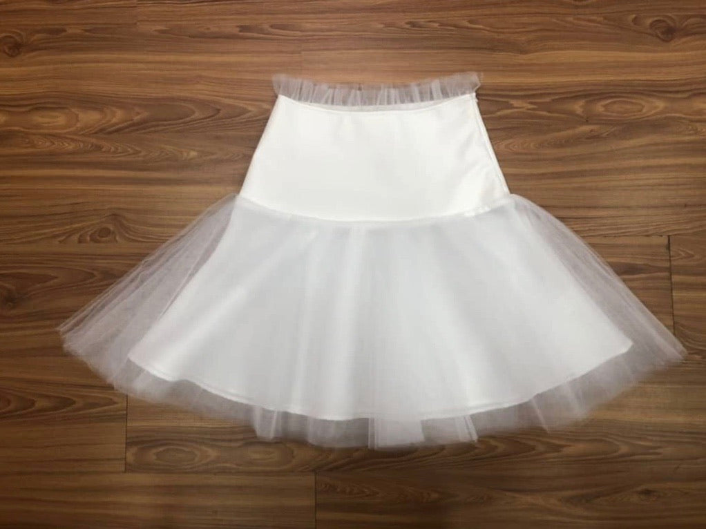Roxanne Flare Tulle