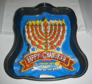 Menorah Cake Pan