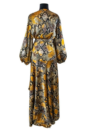 Deena Wrap Dress