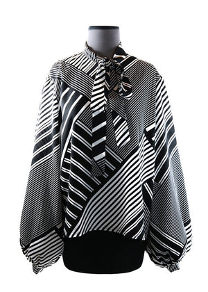 Stephanie Blouse Stripe