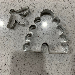 Fall Holiday Cookie Cutters and Chocolate Mold