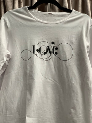 Limited Edition Love Tee