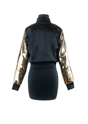 Bombshell Jacket Sequin