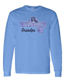 "Wildcats ""GRANDPA"" Hoodies, Crews & Tee Shirts"