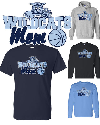 "Wildcats ""MOM"" Apparel"