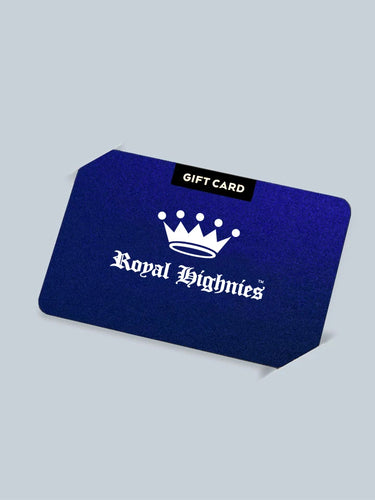 Royal Highnies Gift Card