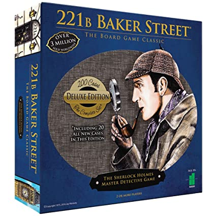 Rental - 221B Baker Street Deluxe Edition - Conundrum House