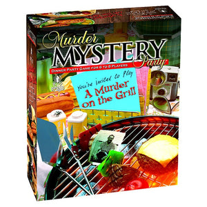 A Murder on the Grill Mystery - Conundrum House