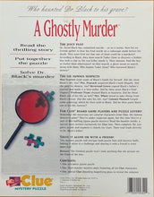 Load image into Gallery viewer, Rental - CLUE Mystery Puzzle: A Ghostly Murder
