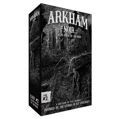 Card Game - Arkham Noir: #2: Called Forth By Thunder - Conundrum House