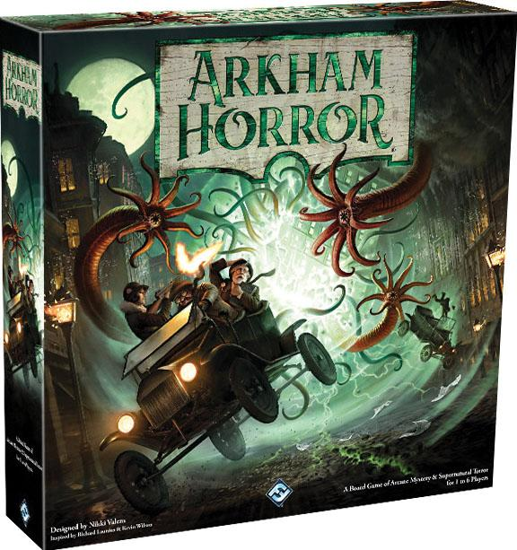 Arkham Horror: 3rd Edition - Core Set - Conundrum House