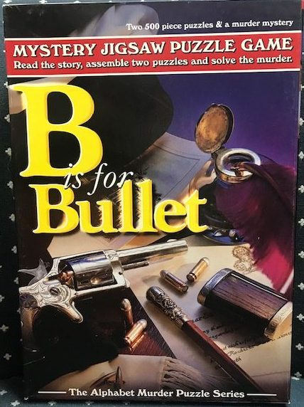 Rental - Alphabet Murder: B is for Bullet - Conundrum House