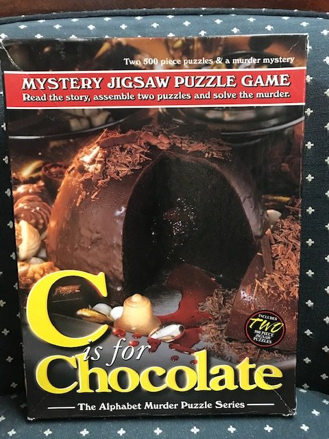 Rental - Alphabet Murder: C is for Chocolate - Conundrum House